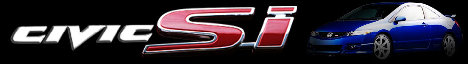 Honda Civic Si logo