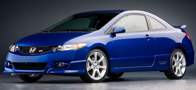 2009 honda civic si specs. Black Bedroom Furniture Sets. Home Design Ideas